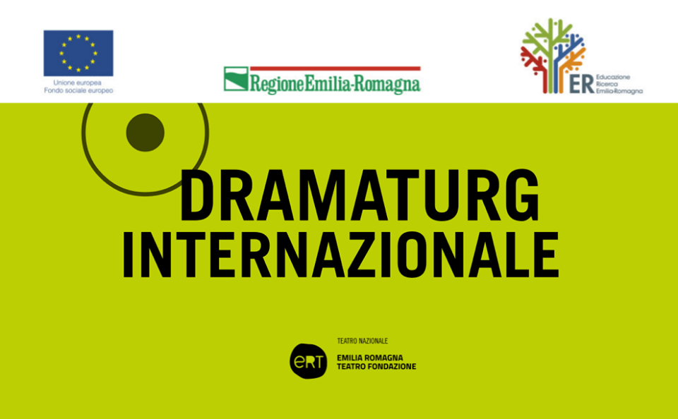 Esito selezione corso Perfezionamento: dramaturg internazionale